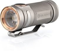 Olight SMINI Baton Limited edition Titanium Bead Blasted (OP=OP)