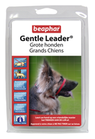 Beaphar Gentle Leader large Rood