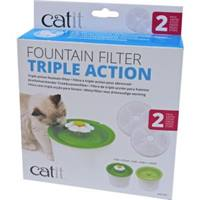 Catit Senses Filter Flower Fountain