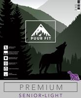 Puur Fit Premium Senior & Light 3 kilo
