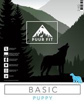 Puur Fit Basic Puppy 3 kilo