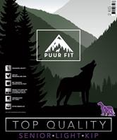 Puur Fit Top Quality Senior Light Kip 2 kg