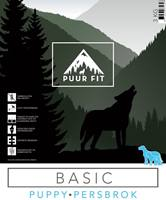 Puur Fit Basic Puppy Persbrok 3 kilo