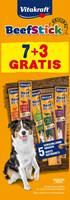 Vitakraft Multipack Beef-Sticks 7+3