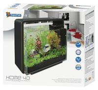 SuperFish Home 40 Aquarium Zwart