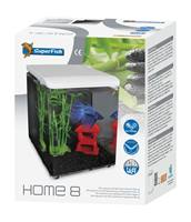 Superfish Home 8 Aquarium Wit