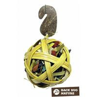 Back Zoo Bamboo Suprise Ball Large